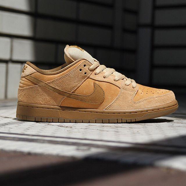 biggest discount 5cbfd e06c2 Now Available: Nike SB Dunk Low Pro