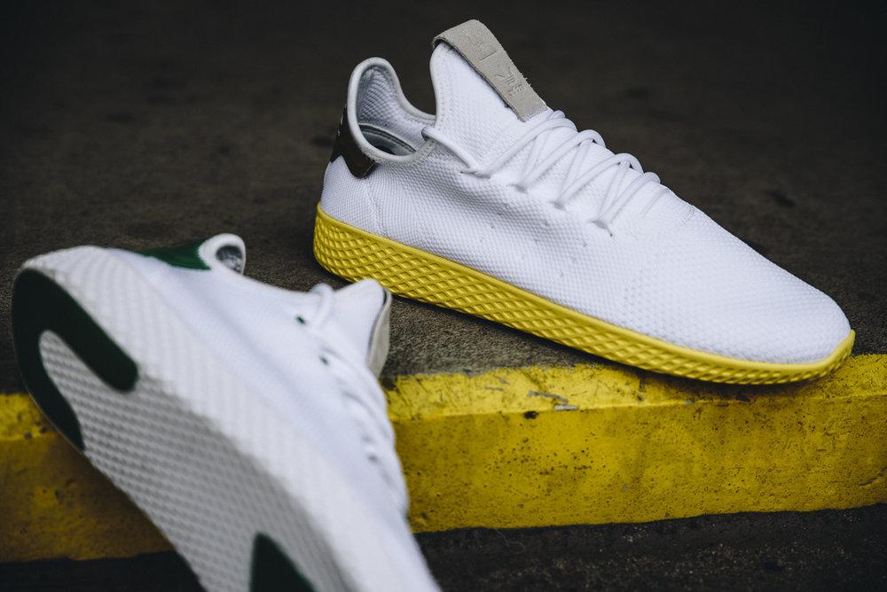 45eb827e4 Restock  Pharrell x adidas Tennis Hu