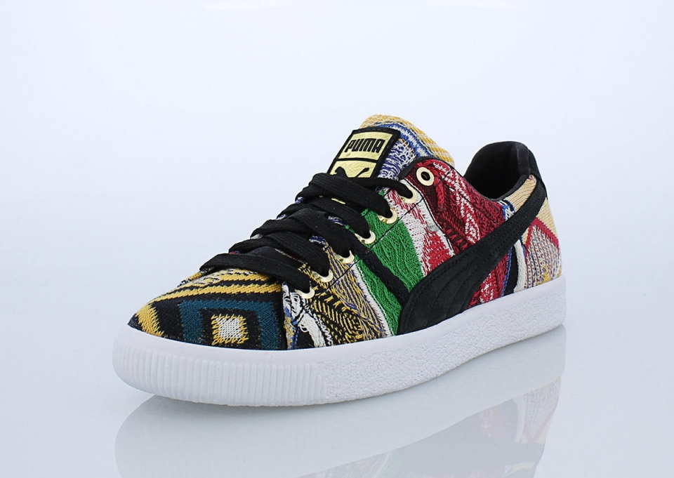 Now Available  GS Coogi x Puma Clyde Low