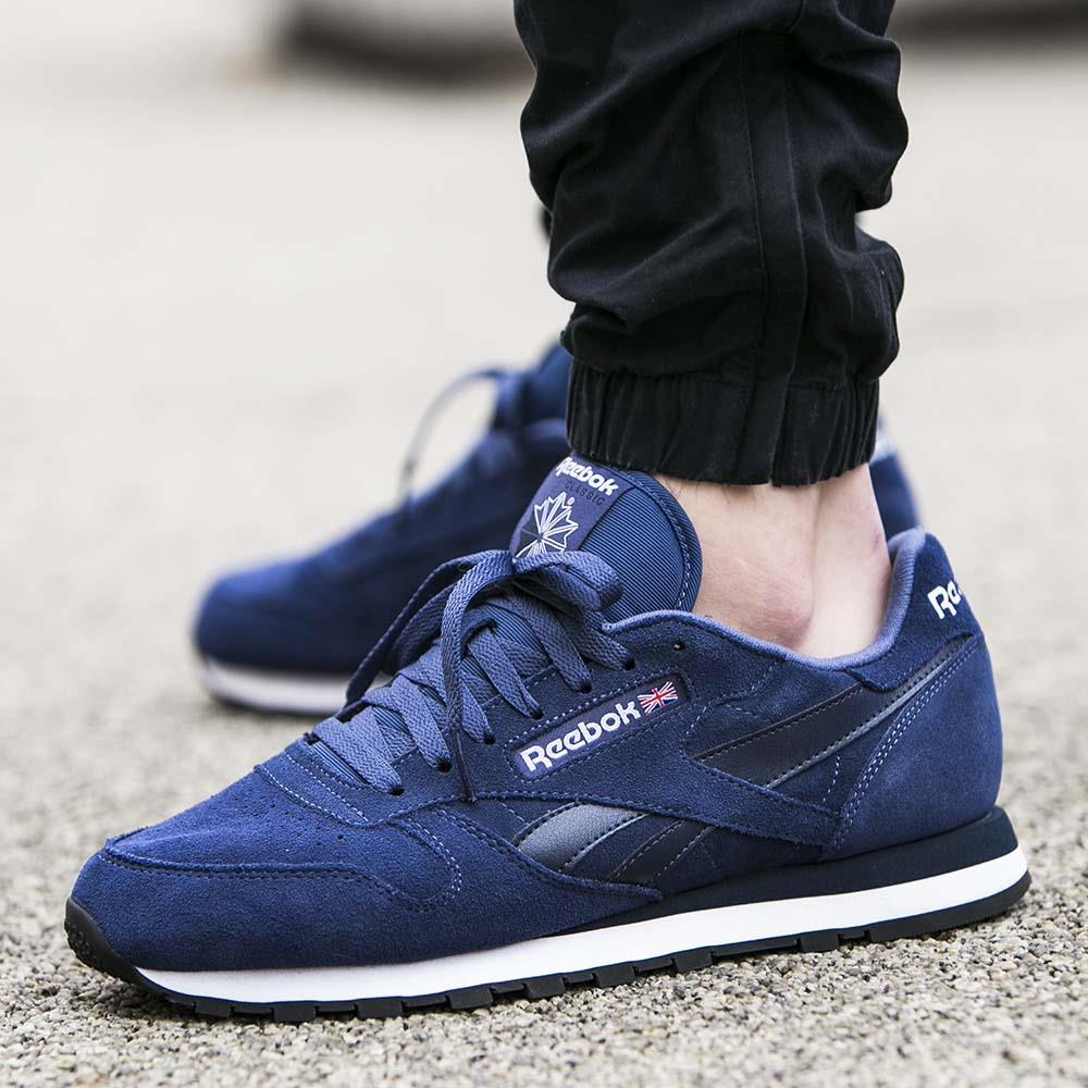 reebok classic leather suede price