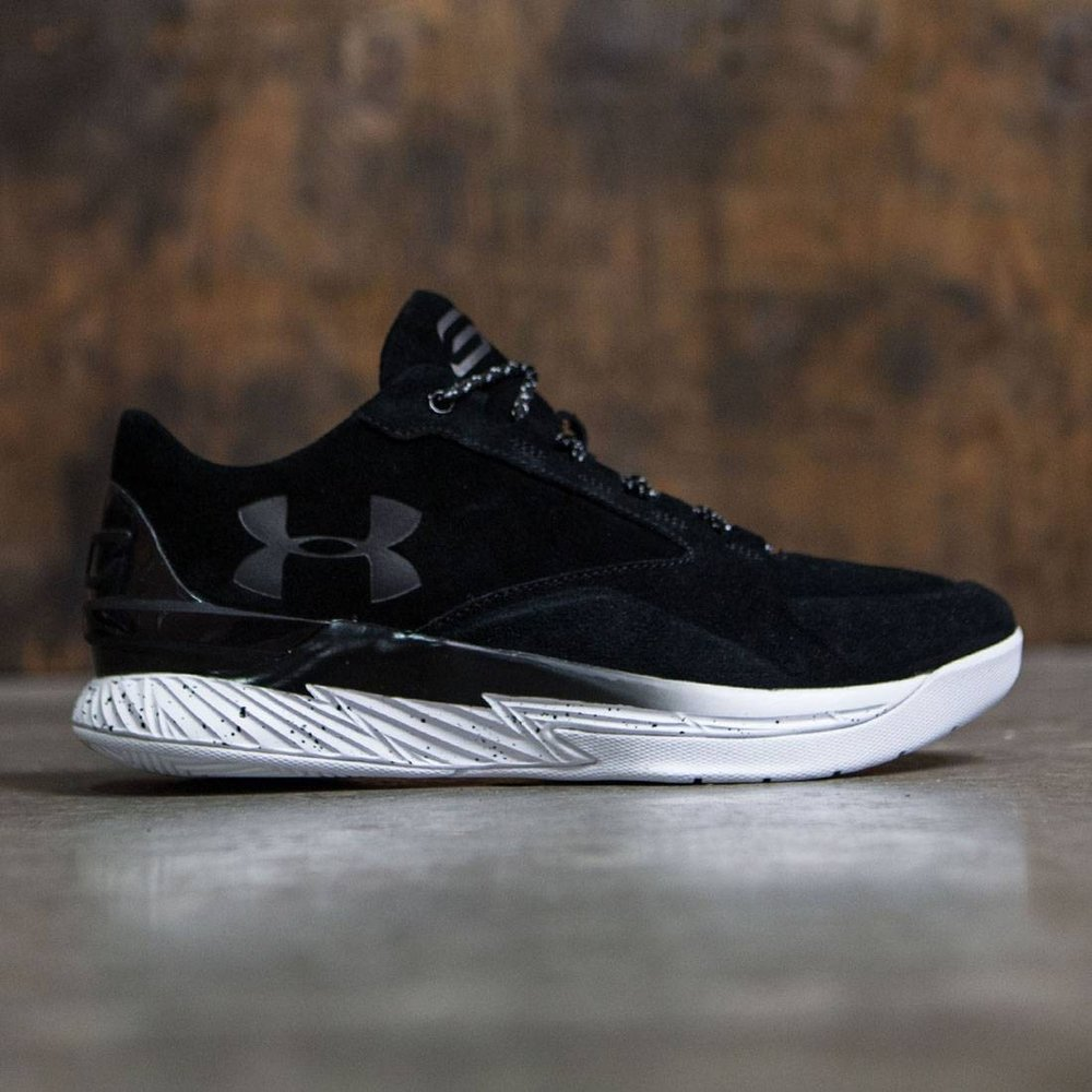 best sneakers 0ec93 f5c19  79 OFF the Under Armour Curry 1 Lux Low Suede — Sneaker Shouts