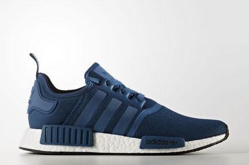 Adidas NMD R1 Blue Night