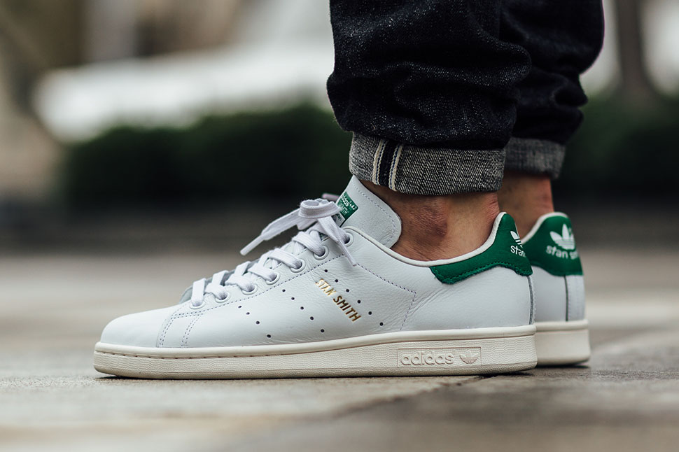 buy popular 9d870 73467 Back in stock: adidas Stan Smith Leather