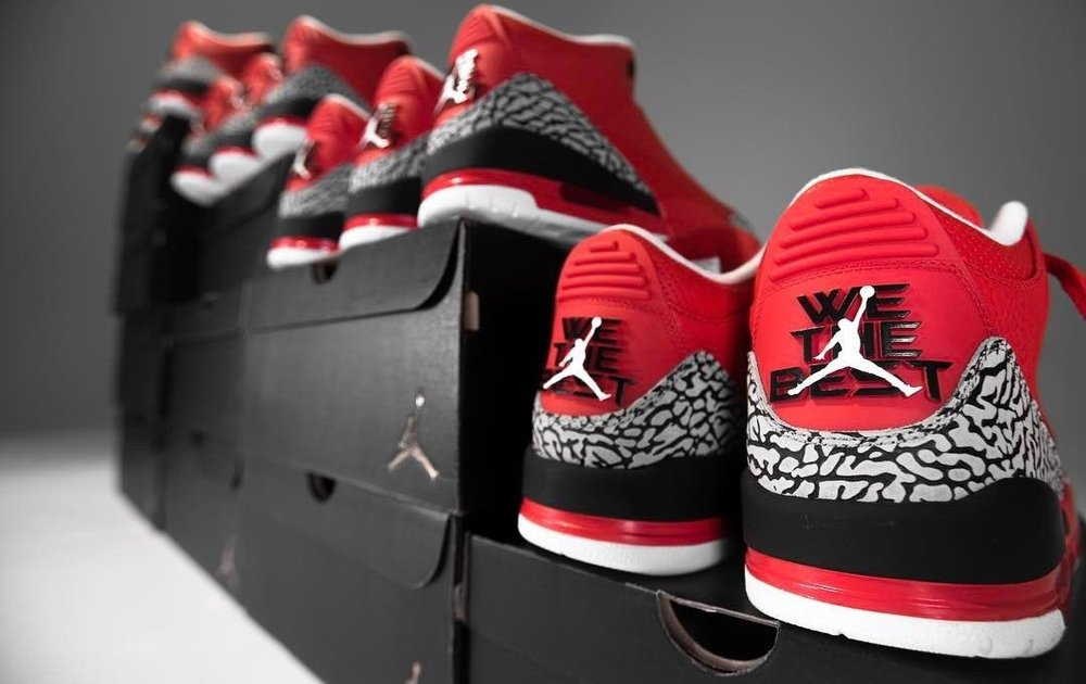 a7ca7bd7c7e Enter to Win the DJ Khaled x Air Jordan 3 Retro