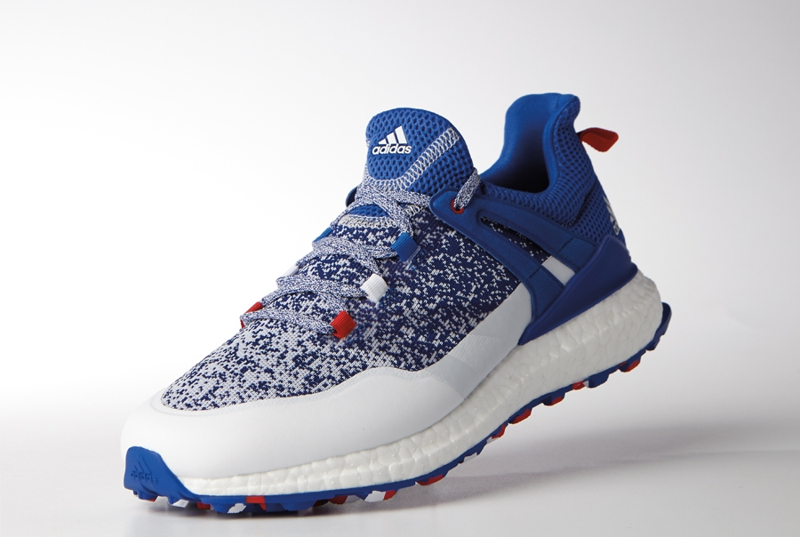 Now Available Adidas Crossknit Boost Us Open Golf Shoe Sneaker Shouts
