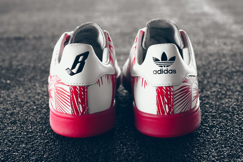 22aa43cc6d5dd Pharrell x BBC x adidas Stan Smith