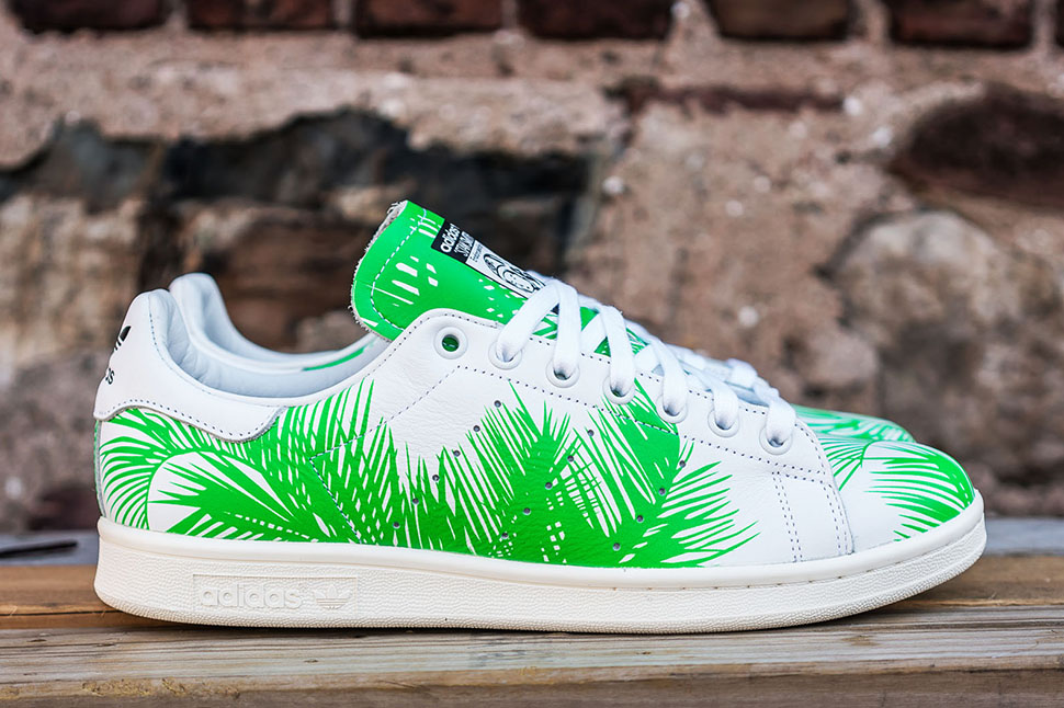e56a86091e3be Pharrell x BBC x adidas Stan Smith