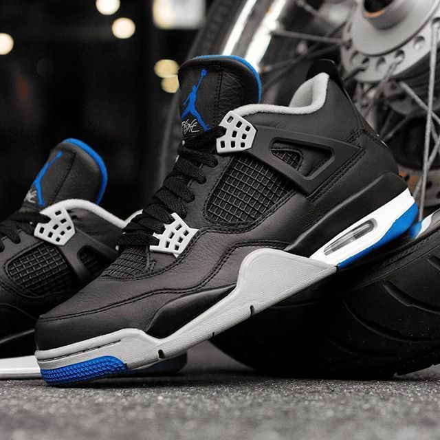 Air Jordan 4 Alternate Motorsport For Sale