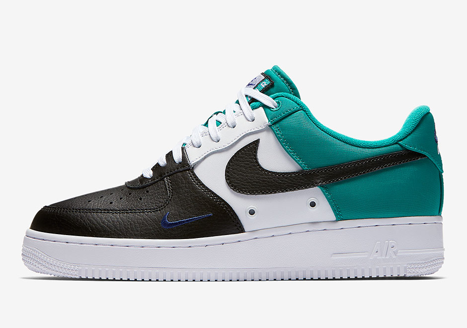 f1acf27b57 Now Available: Nike Air Force 1 Low Mini Swoosh