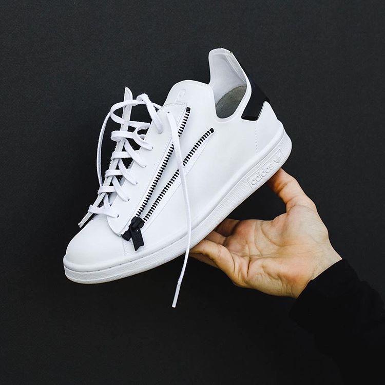 buy popular ca34d 9affc adidas Y-3 Stan Smith Zip