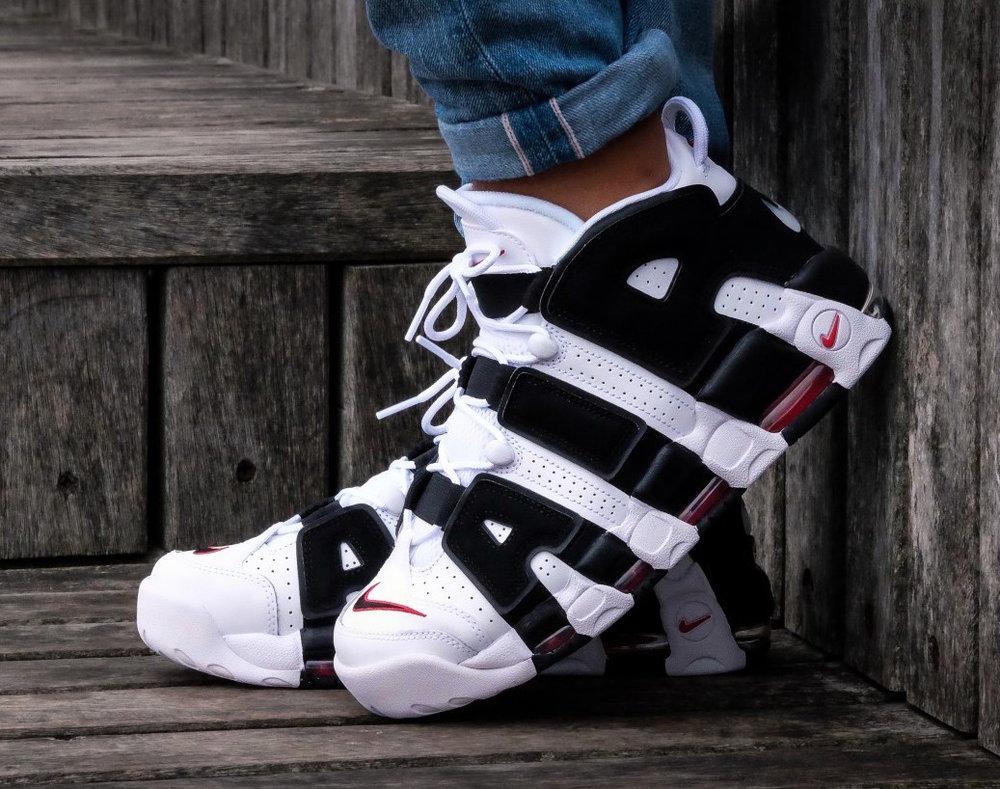 Now Pippen Air AvailableNike Sneaker Shouts Uptempo — Scottie More rWeQBCdxo