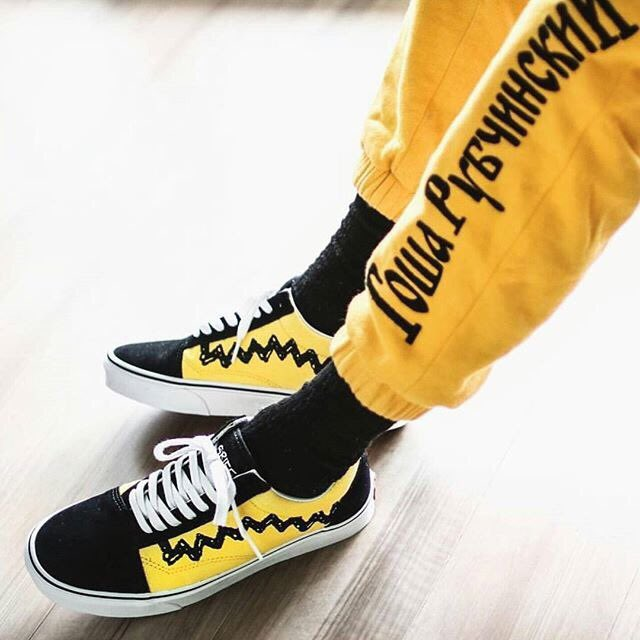 vans peanuts slip on price