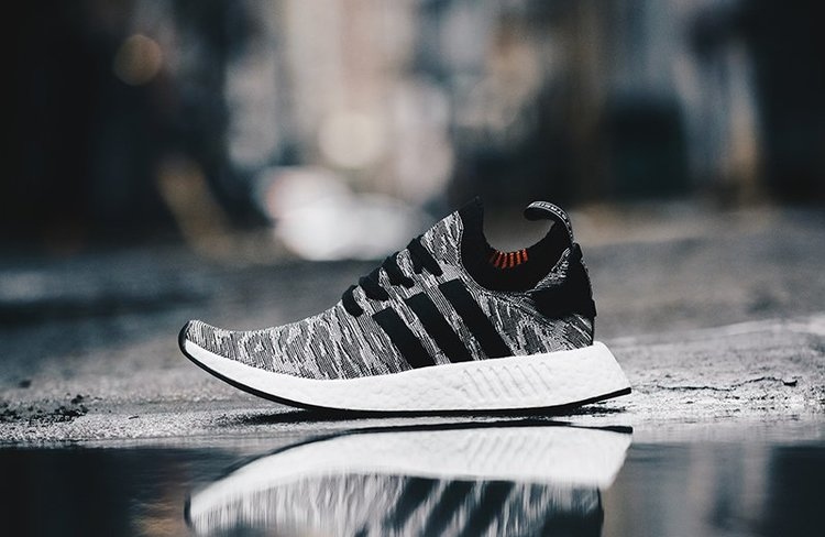 adidas Originals NMD R2 Women's Running Shoes BlackBlack