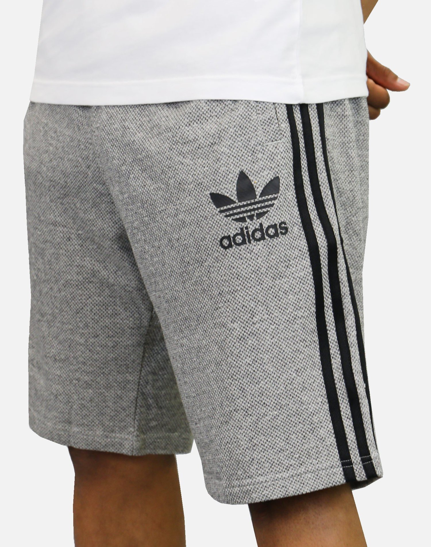 hot sale online c92dc d37e6 44% OFF the adidas Superstar Shorts