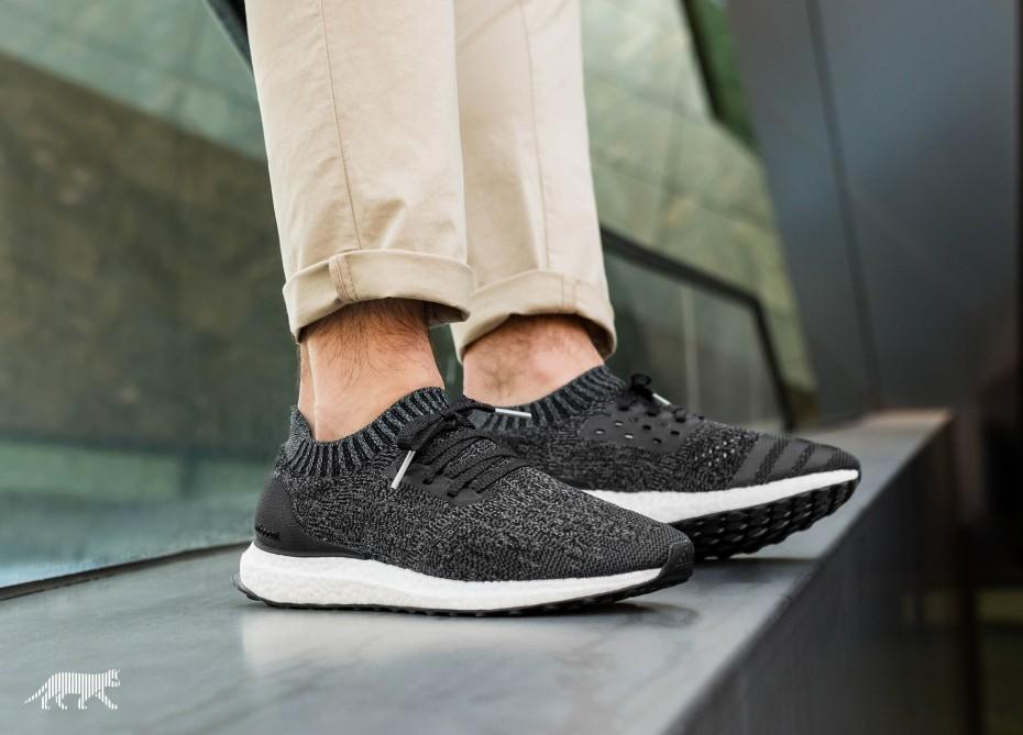 Wmns Ultra Boost Uncaged 'Black' Adidas BB3904 Black/Black