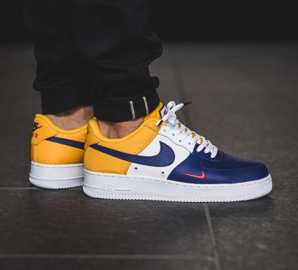 55946414ccd Now Available: Nike Air Force 1 Low Mini Swoosh