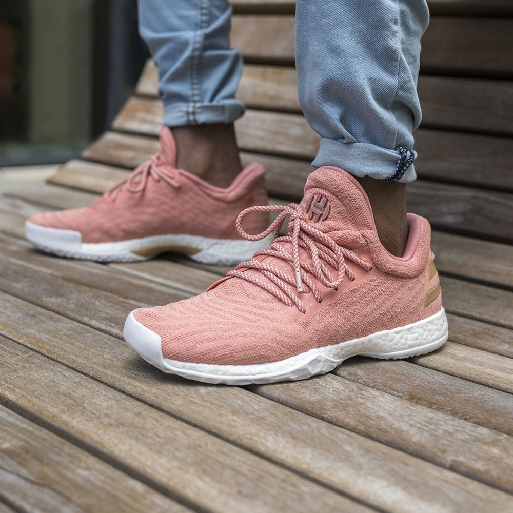 Now Available  adidas Harden LS Primeknit