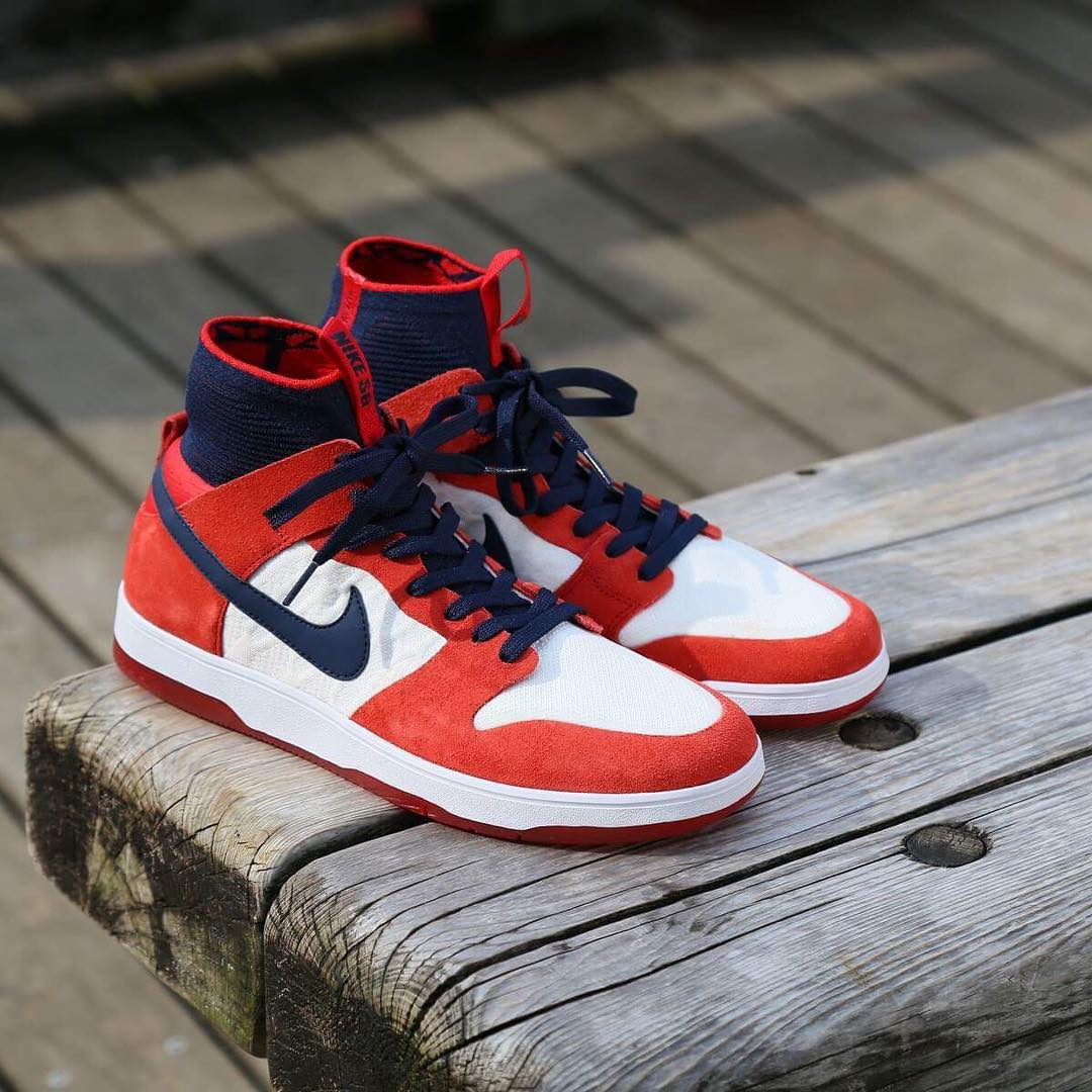 differently c1b9e c5894 Now Available: Nike SB Dunk High Elite