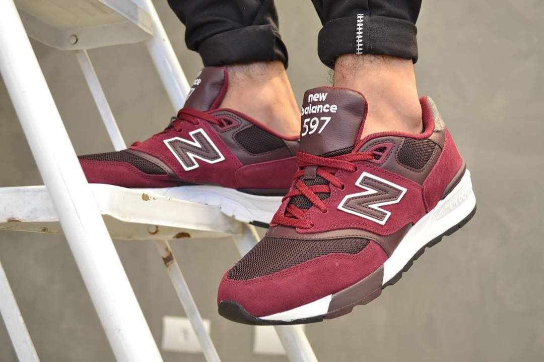 the best attitude f7f10 170ff On Sale: New Balance 597