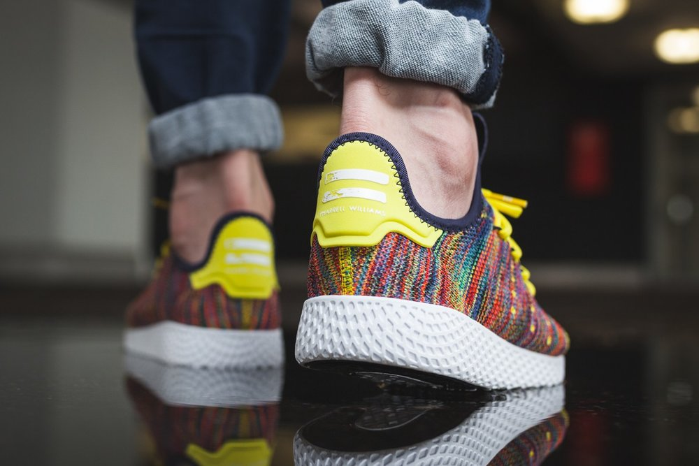 039e78c8b Pharrell x adidas Tennis Hu