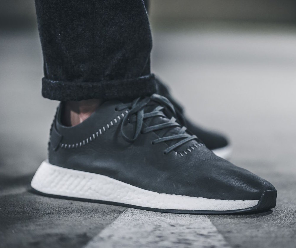 7d79e6ae4 On Sale  Wings + Horns x adidas NMD R2 Leather