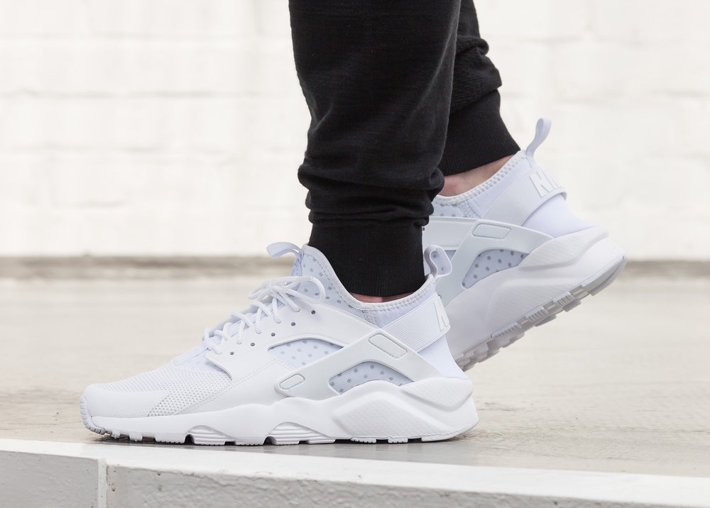 dcf83a80d690 ... sweden nike air huarache ultra triple white under retail u2014 sneaker  shouts f051e 34bad