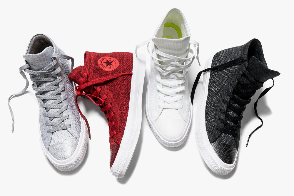 afcb38477b0 Converse Chuck Taylor All Star Hi Flyknit Under Retail — Sneaker Shouts