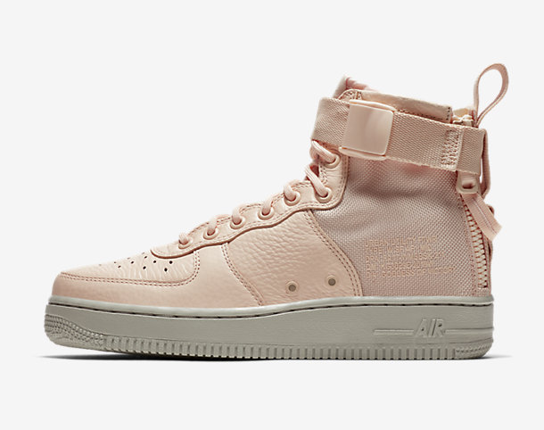 Now Available: Women's Nike SF Air Force 1 Mid