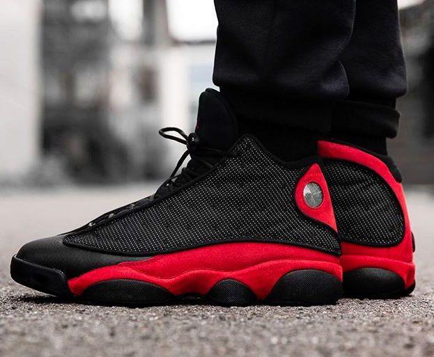 Air Jordan 13 Retro Bred Under Retail Sneaker Shouts