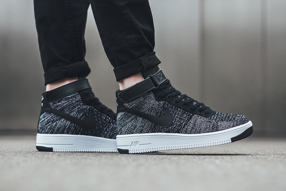 8cbdb7346 Nike Air Force 1 Flyknit
