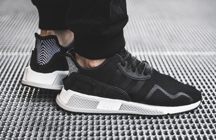 adidas eqt cushion adv core black
