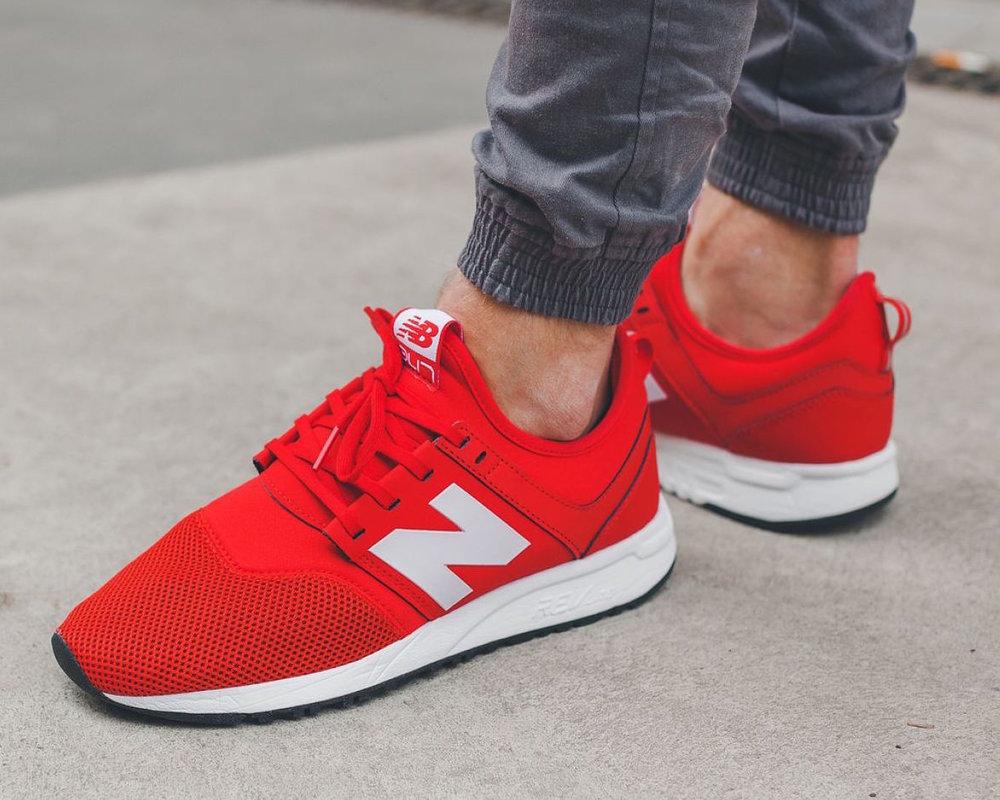new balance 247 red