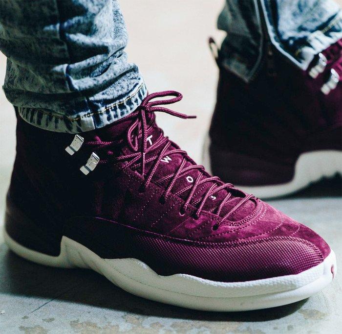 Now Available: Air Jordan 12 Retro \