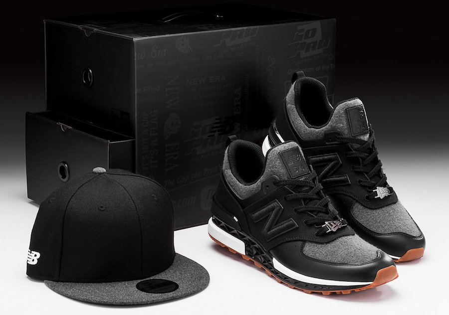 pretty nice 813f9 92866 Now Available: New Era x New Balance 574 Sport