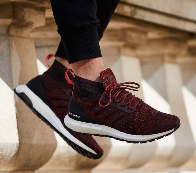 b9a02c795ea67 ... low price adidas ultra boost atr dark burgundy under retail u2014  sneaker shouts 3b0c3 ba37c