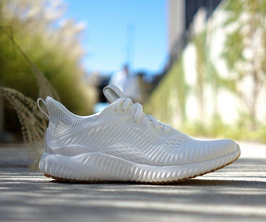 alphabounce em white