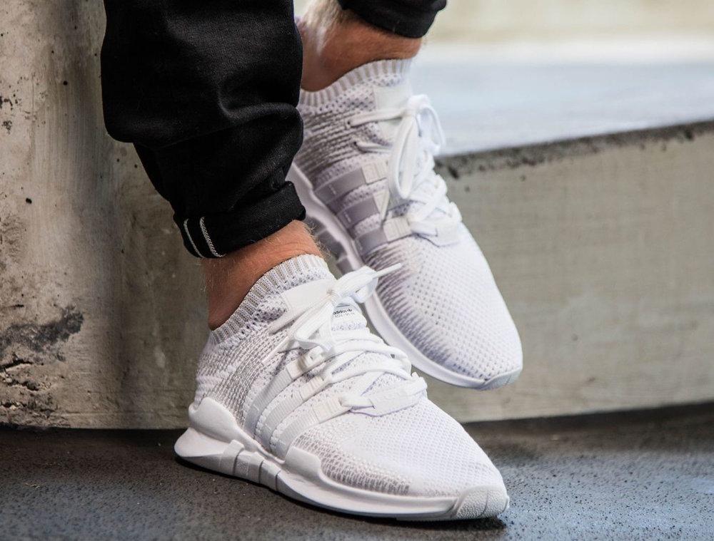 adidas EQT Support RF (Turbo/Core Black Footwear White) VILLA