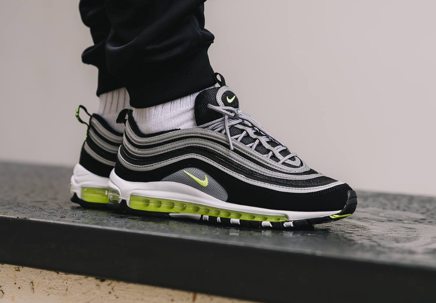 Nike Air Max 97 OG Japan (Black Volt) Dropping This Weekend