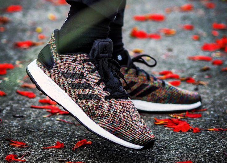 Buy - adidas pure boost dpr ltd rainbow