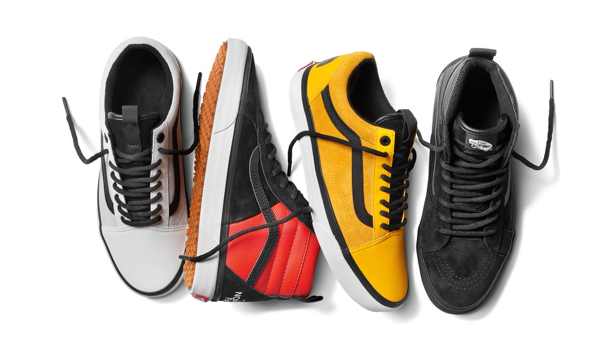 fdc55c76880b4 Now Available  The North Face x Vans Holiday Collection — Sneaker Shouts