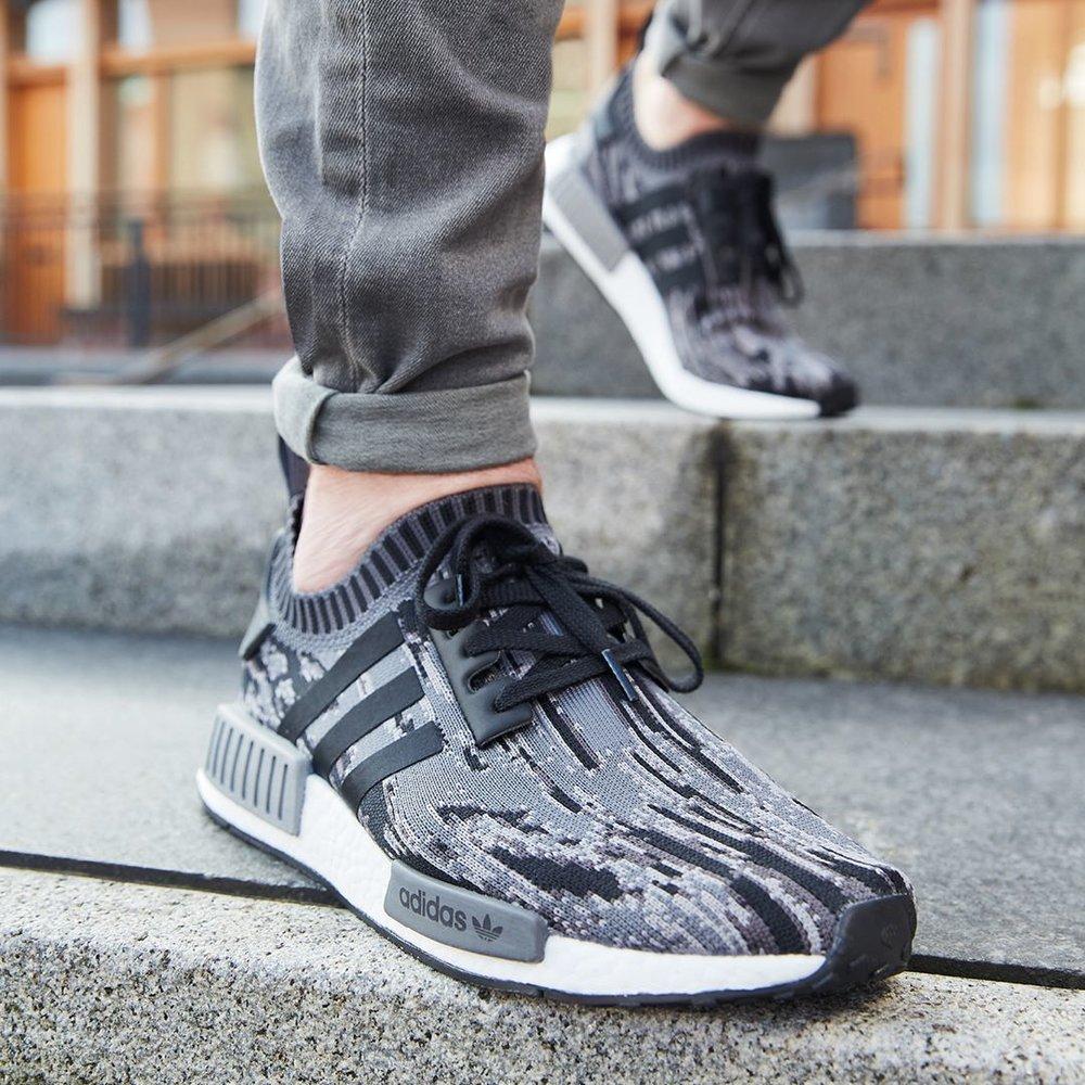 adidas nmd runner pk glitch camo
