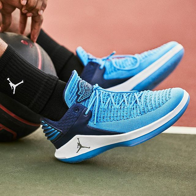 Now Available  Air Jordan XXXII Low