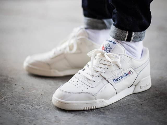 online store ed8ca 63f25 On Sale  Reebok Workout Plus