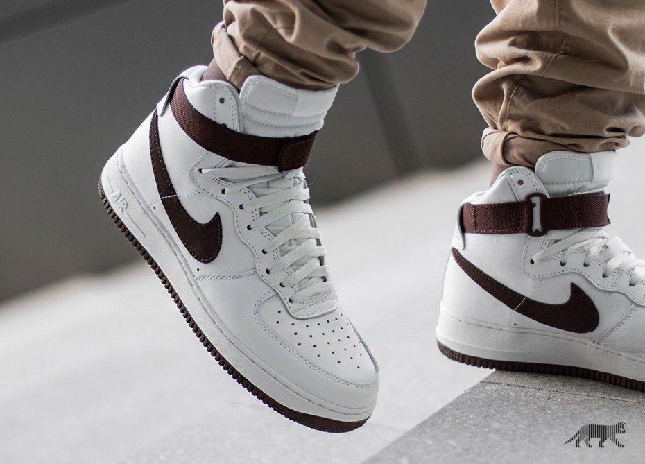 Nike Air Force 1 High Chocolate  