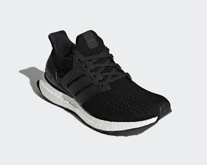adidas ultra boost 4.0 black