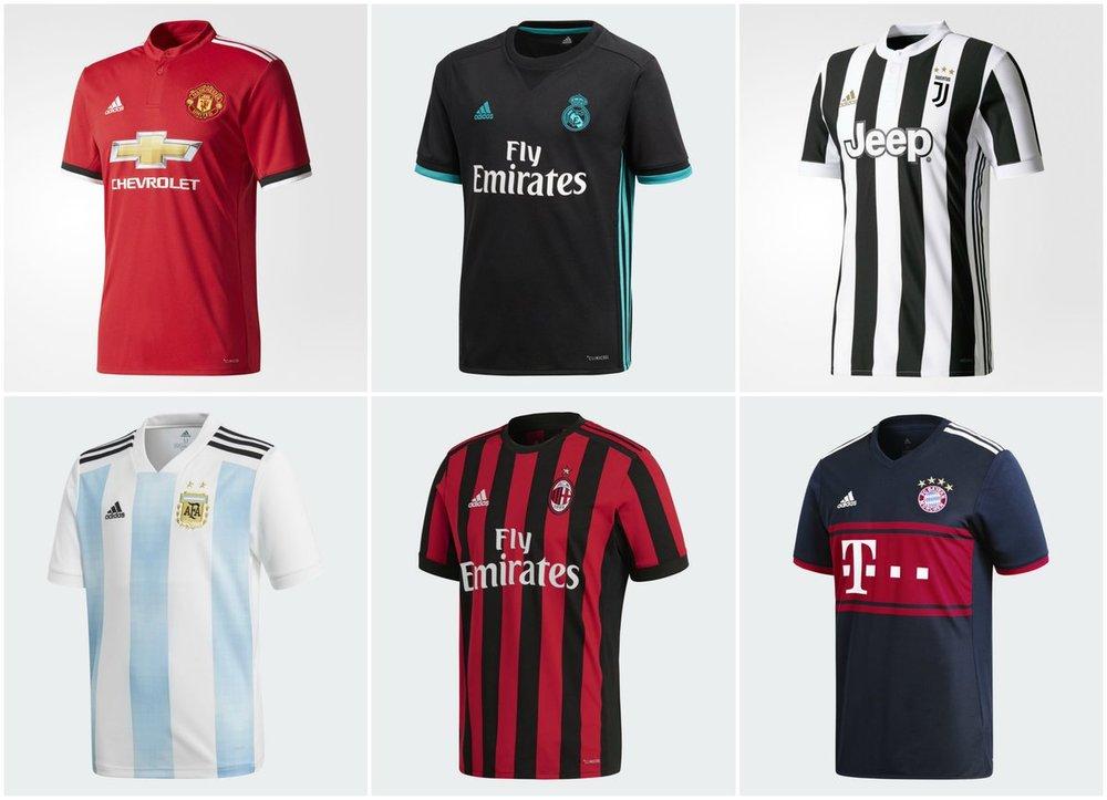 c424f9313 30% OFF + FREE shipping adidas Soccer Jerseys — Sneaker Shouts
