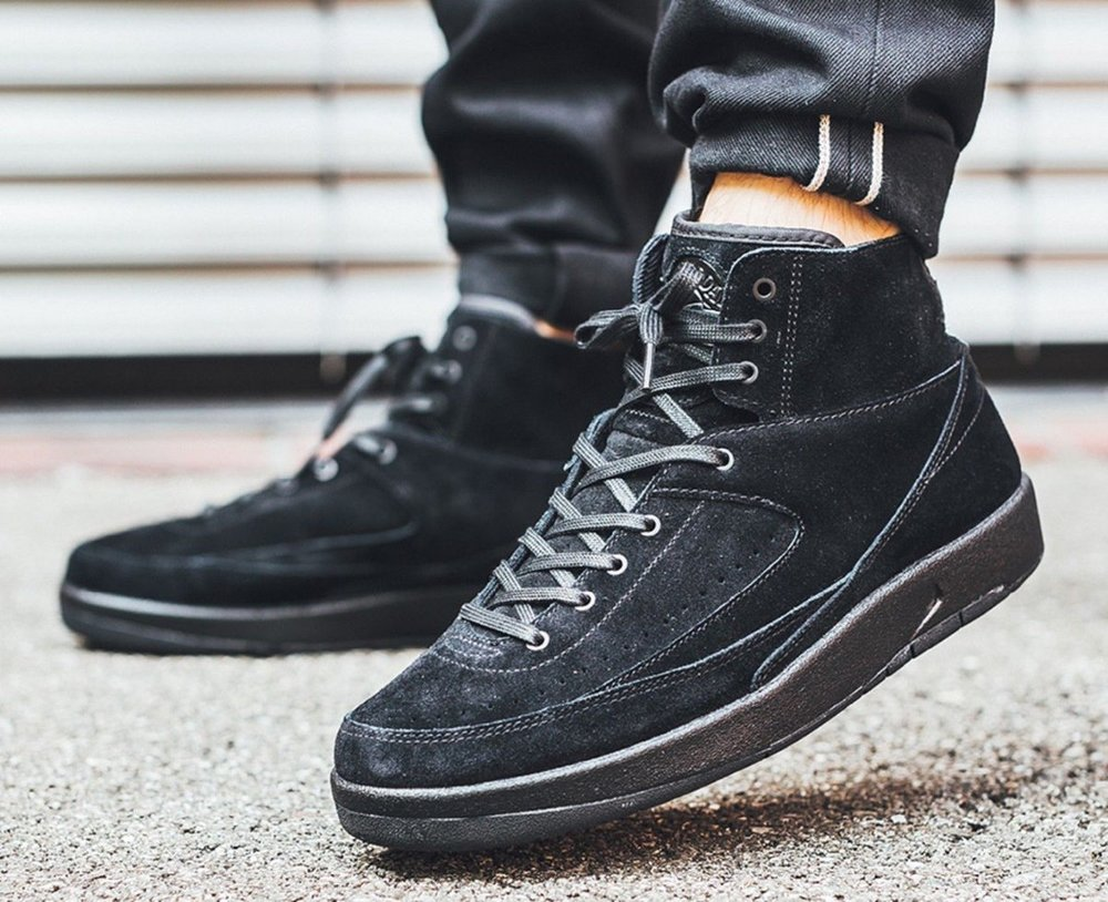 7a65f608537 Air Jordan 2 Retro Decon Under Retail — Sneaker Shouts