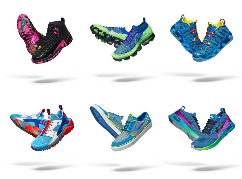 c4731d3bd Now Available  Nike Doernbecher Freestyle 2017 Collection — Sneaker ...
