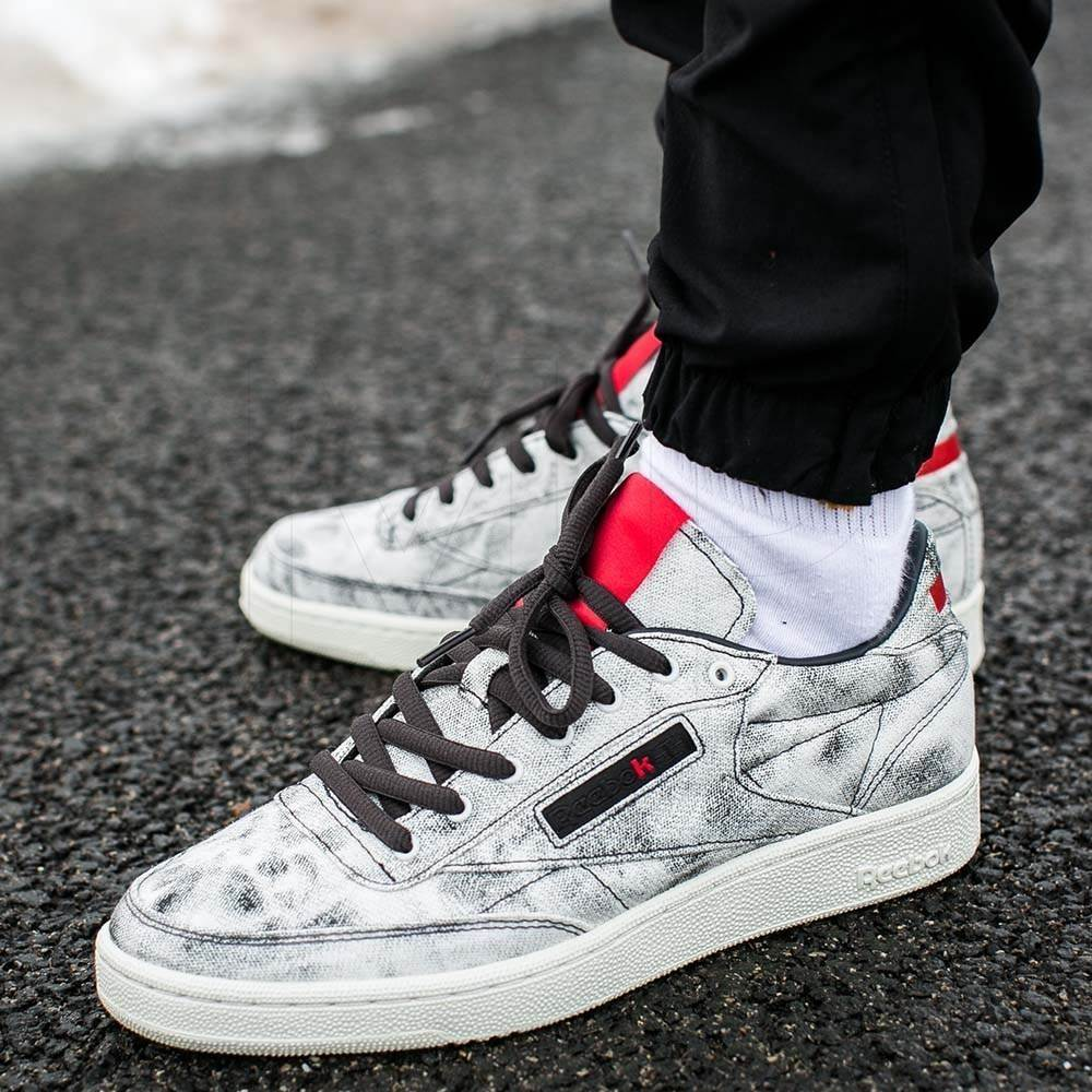 bcf7754a93d On Sale  Kendrick Lamar x Reebok Club C 85 — Sneaker Shouts