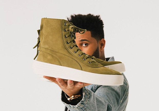 3520b5d7bbcf On Sale  The Weeknd x Puma X XO Parallel Boot